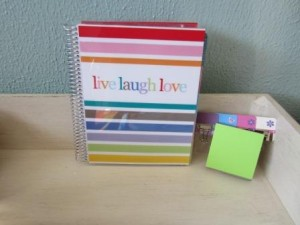 Picture of Erin Condren Planner